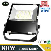 Hot selling 2017 80w 90W  IP65 Waterproof Spotlight Lamp Gardden Street Outdoor Lighting Floodlight 220V 110-277v free shipping