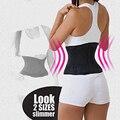 Brasil Mujeres Sexy Ropa Interior de Cintura de La Talladora Del Cuerpo Corsés S-XL Caliente Cintura Trainer cinturón Correctiva Correa Modelado Del Opp