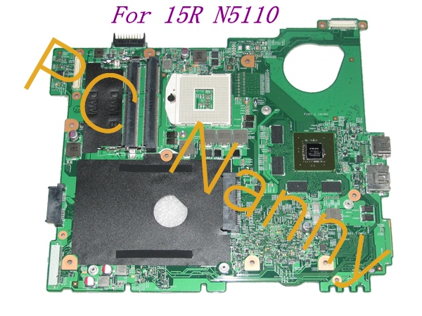 Подробнее о For Dell Inspiron 15R N5110 Laptop Motherboard System Board nVidia Video 0MWXPK - Good 0mwxpk laptop motherboard for dell inspiron 15r n5110 0mwxpk cn 0mwxpk graphic n12p ge a1 gt525
