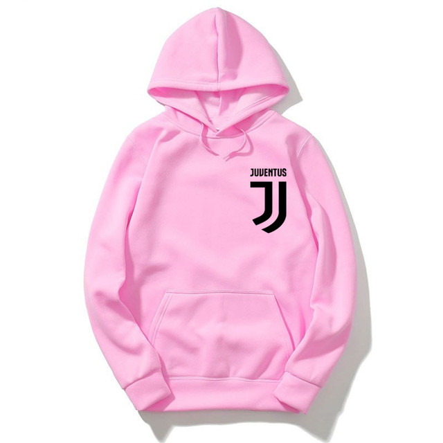 2018 Trendy Juventus Hooded Mens Hoodies and Sweatshirts Oversized for Autumn with Hip Hop Winter Hoodies Men Brand 4