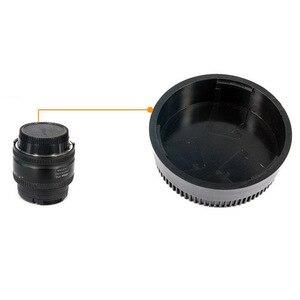 Image 3 - Nikon slr dslr 카메라 용 50 피스 카메라 후면 렌즈 캡
