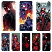 Marvel SuperHero Deadpool Phone Case For Pocophone