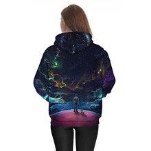 Starry Sky Hoodies