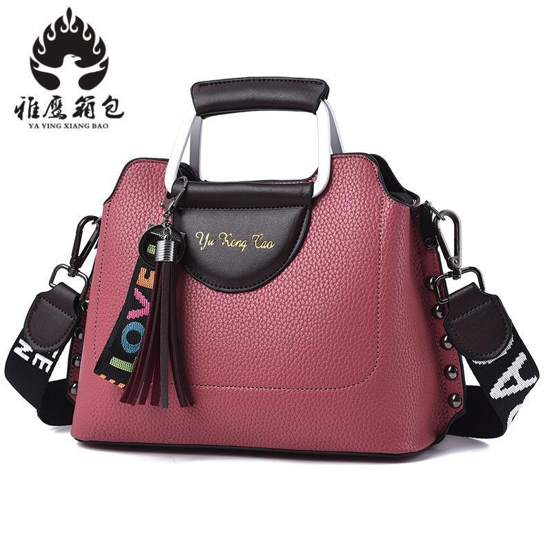 New Fashion Women's Messenger Bag Shell Bag Pu Leather Small Crossbody Bags Over The Shoulder Women Handbag new fashion shell women messenger bags cross body bag pu leather plaid small female shoulder bag for women crossbody l4 2664