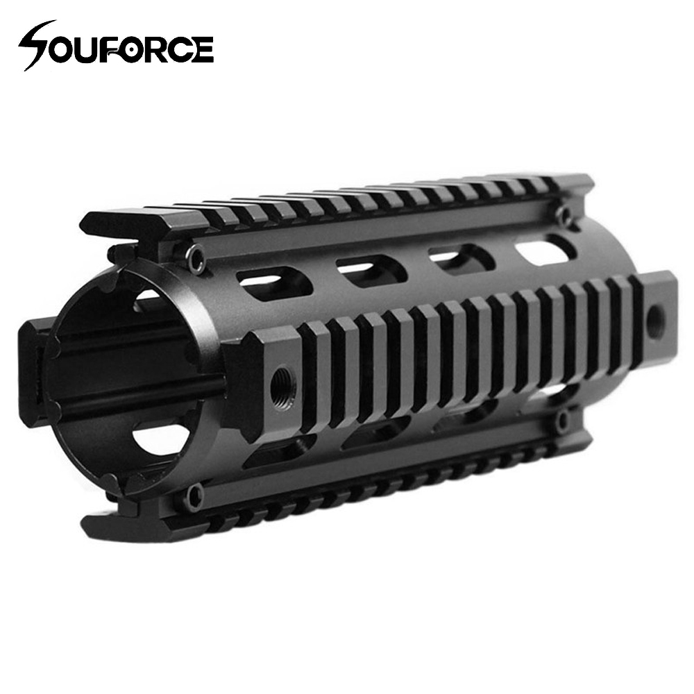 Details about 4 Rail Length 6.75 Aluminum Carbine Inches Drop In Handguard Picatinny Weaver Quad Rail Mount for Rifle HuntingDetails about 4 Rail Length 6.75 Aluminum Carbine Inches Drop In Handguard Picatinny Weaver Quad Rail Mount for Rifle Hunting