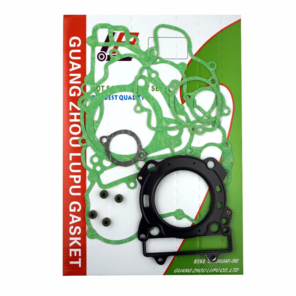 For KTM250SX-F KTM 250SXF 250 SXF XC-F 2005-2011 2006 2007 2008 2009 2010 Motorcycle Crankcase Covers Cylinder Gaskets kit set