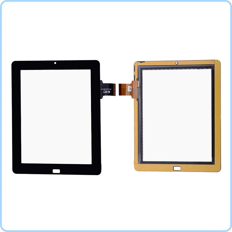 New 9.7 ''polegada Vi40 Digitador Touch Screen Do Painel de vidro Para Onda Dual Core/Ritmix RMD-1035