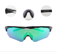 GUB 5100 Polarized Sports Sunglasses With Shortsighted Frame For Men Women Cycling Running Driving Fishing Golf