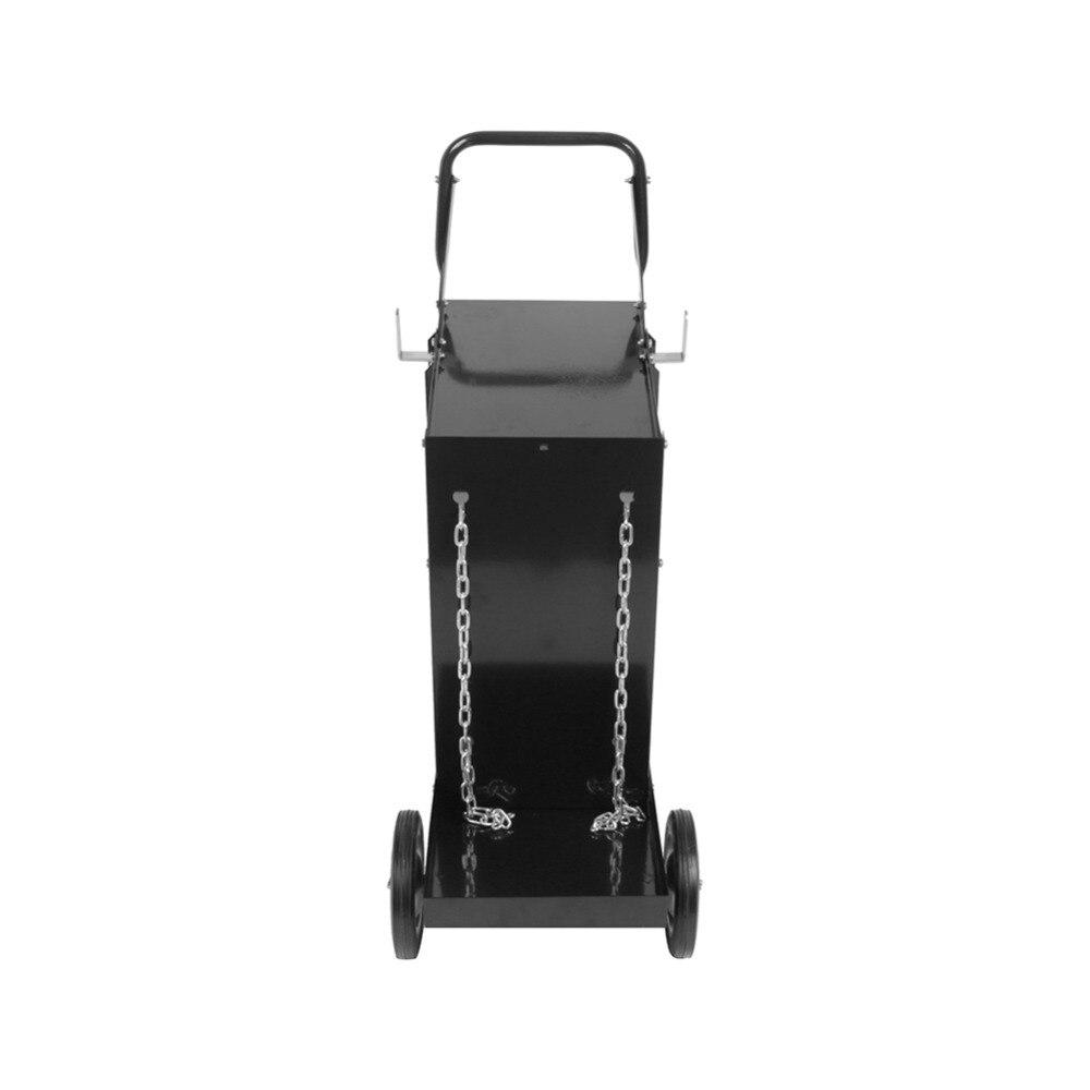 w Welding Cart w Trolley 3 Level Storage Space Mig Tig MAG ARC Welding Machine Welder Tool