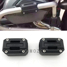For APRILIA Caponord 1200 TREEAAPR150-5A APR150-5A Motorcycle Engine Protection Bumper Decorative Block 22mm 25mm 28mm Diameter insurance block 7 5a