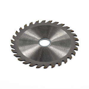 Image 5 - 1XCAN 1pc 4 (110mm)x20x1.8mm 30 שיניים TCT ראה להב קרביד הטה עץ חיתוך דיסק מסור עגול להב