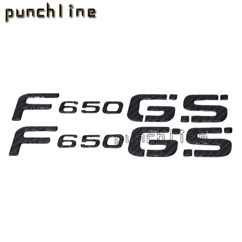 Universal Fit For BMW F650GS F650 GS Motorcycle Accessories Body Shell Stickers 3D Decal Sticker Emblem