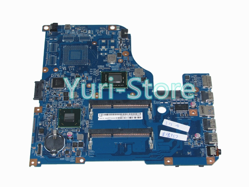 NOKOTION for acer aspire v5-431p laptop motherboard NBM7X11005 48.4TU05.04M celeron 1017U cpu HM70 DDR3 nokotion 448 03707 0011 nbmrw11003 nb mrw11 003 for acer aspire es1 512 motherboard n2940 cpu warranty 60 days
