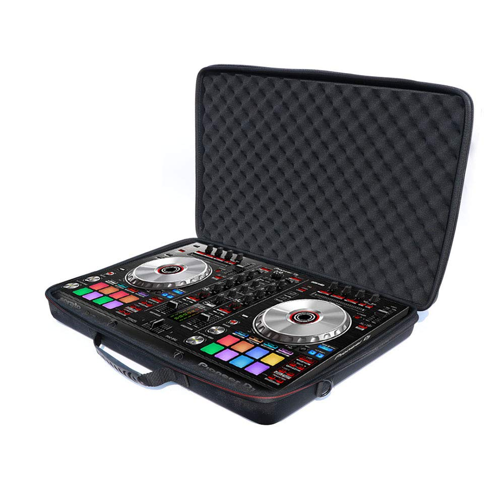 Newest Portable Storage Bag Carrying Case Protect Pouch Bag Travelling Case for Pioneer DJ DDJ SR2 Portable 2 channel controller in DJ Equipment Accessories from Consumer Electronics
