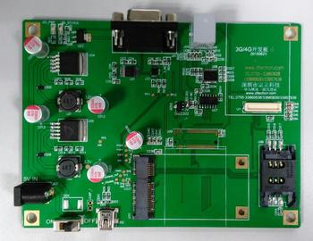 3G 4G module development board MINI PCIE 60pin B2B interface