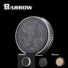 """Barrow TBJDT V1 Weiß Schwarz Silber Gold G1 / 4 """"Special Edition Hand straffen wasser stop Wasser kühlung montage"""