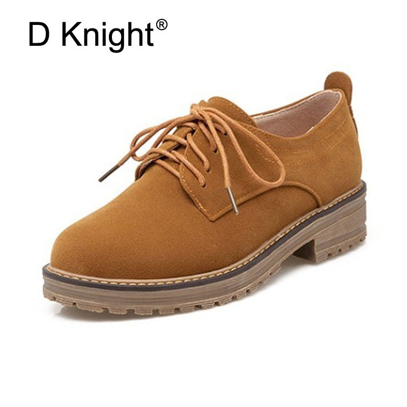 New Women Casual Lace Up Flat Oxfords Shoes Woman Vintage Sneakers Women Fashion Ladies British Style Plus Size 33-43 Footwear new fashion 2016 pointed toe lace up comfortable flat shoes women fashion cool girl breathable british style casual shoes dt205