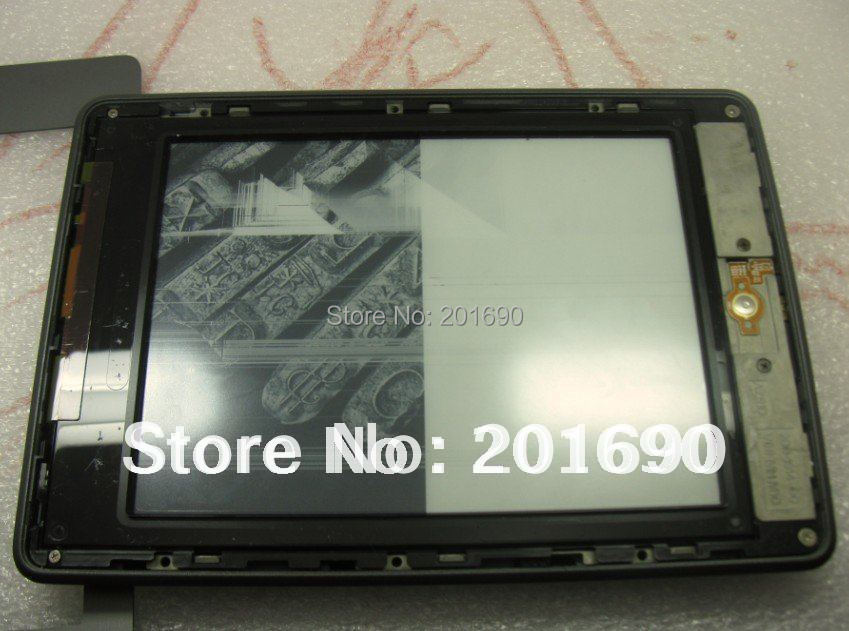 """Kindle Touch """" E Ink дисплей Kindle Touch ED060SCG(LF) TI"""