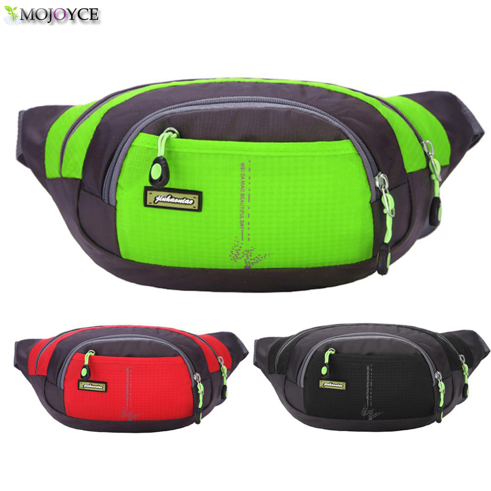 Quality Waist Pack For Men Women Casual Functional Fanny Pack Bum Bag Hip Money Belt Travelling Mountaineering Mobile Phone Bag new high quality genuine leather cell mobile phone case small messenger shoulder cross body belt bag men fanny waist hook pack
