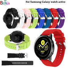 Silicone watch band For Galaxy active smart Replacement strap wristband Samsung 42mm Gear S2