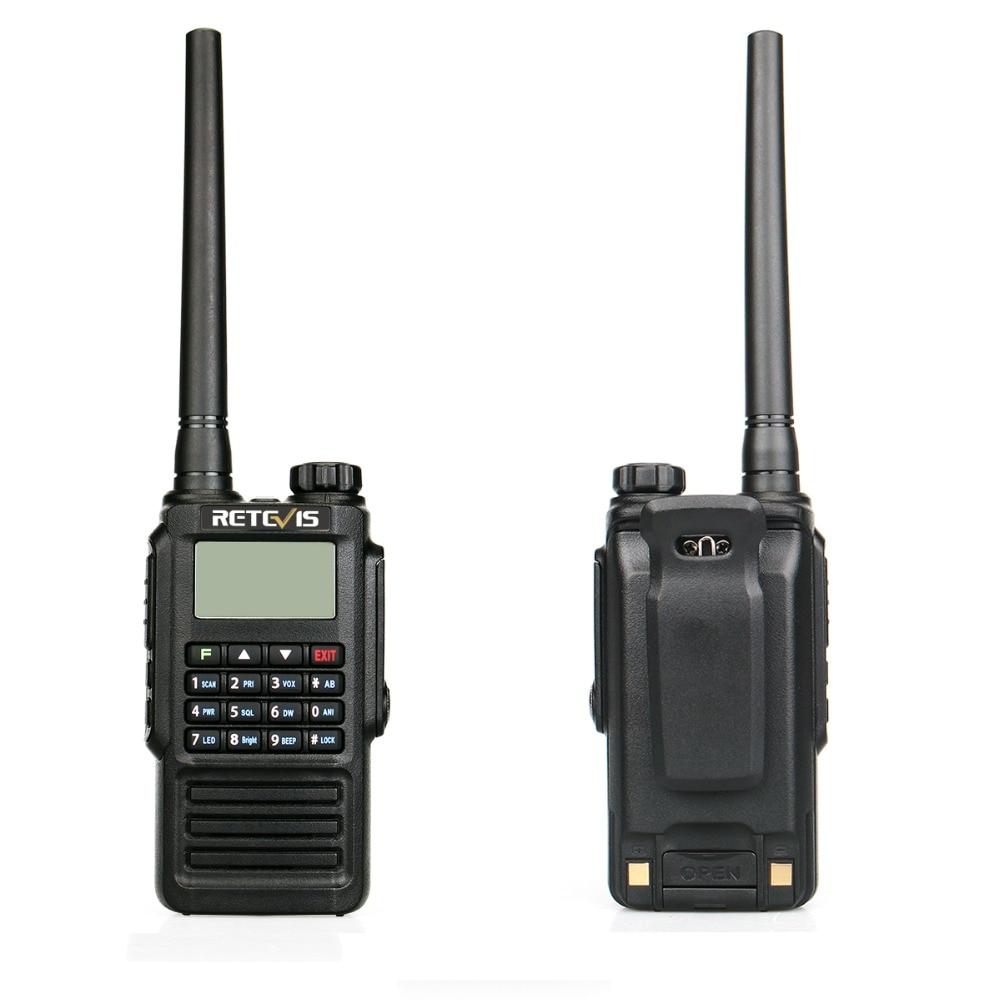 Retevis RT87 Professional IP67 Vattentät Walkie Talkie 5W 128CH VHF - Walkie talkie - Foto 3