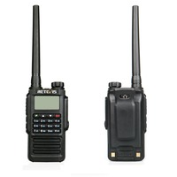 band vhf uhf Retevis RT87 מקצועי IP67 Waterproof מכשיר הקשר 5W 128CH VHF UHF Dual Band מערבל VOX FM שני הדרך רדיו ווקי טוקי (3)