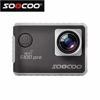 Originele SOOCOO S100Pro 4 K High-definition spraakgestuurde Touchscreen WIFI Sport Duiken Camera GPS Positionering Sport Camera