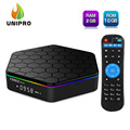Original S912 T95z Plus Amlogic Android 6.0 2G/16G TV BOX 2.4G + 5G Dual WIFI de banda Gigabit LAN Bluetooth KODI Pantalla LED