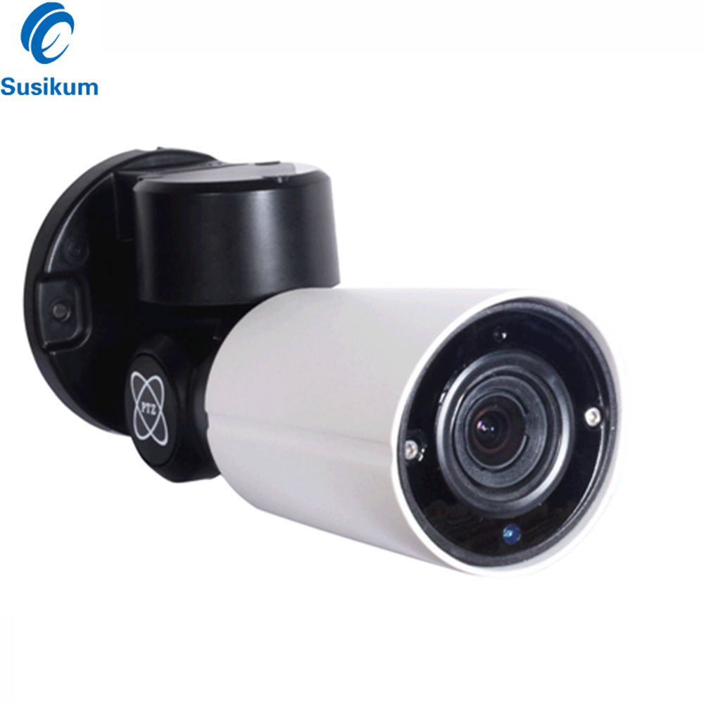 2MP Waterproof Bullet IP Camera Outdoor 2.8-12mm Lens 4X Optical Zoom P2P View ONVIF IR 50M Infrared H.265 POE PTZ Camera 1080P 2 8 12mm waterproof array ir ip bullet camera 720p 4x auto zoom h 264 1mp audio
