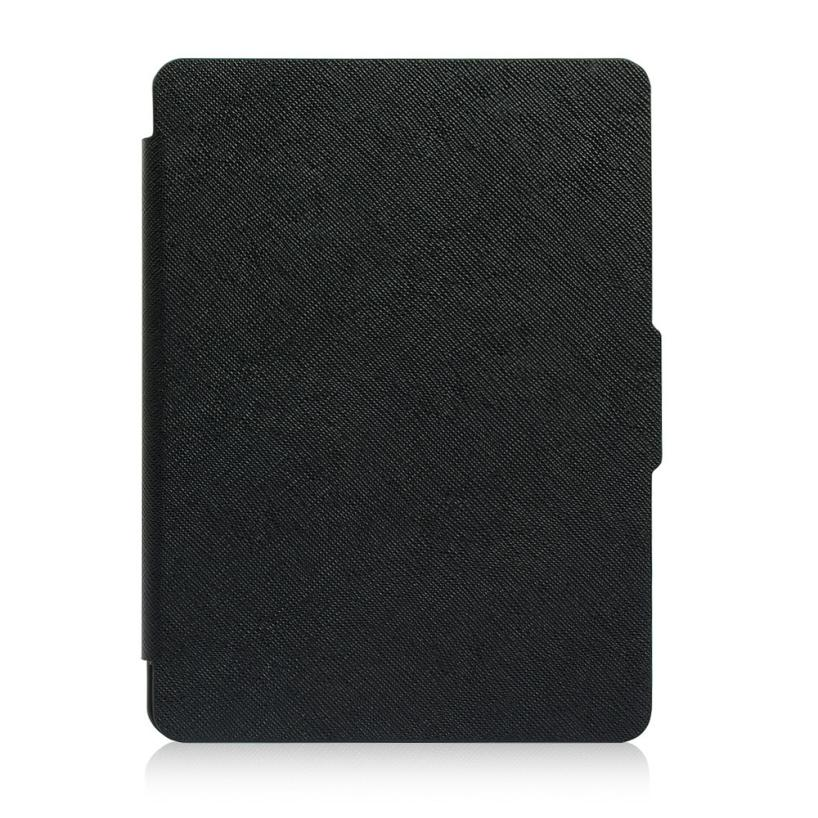 Adroit PU Leather Cover Case Magnetic Auto Sleep Slim For KOBO Glo HD For KOBO Touch 2 eReader 6.0 drop shipping 28S7714