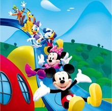 Buy Mickey Mouse Wallpaper And Get Free Shipping On Aliexpresscom