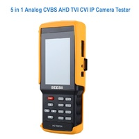 IPC 9300 S Wi Fi 4,3 ''5 в одном сенсорный CCTV тестер для IPC/аналоговый Камера, IPC 1080 P AHD, CVI, TVI, BNC сетевой кабель тестер