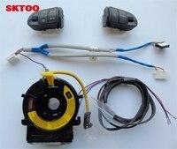 다기능 스티어링 휠 오디오 크루즈 컨트롤 버튼 기아 sportage sl 백 라이트 자동차 충전 967003w001 967003w301