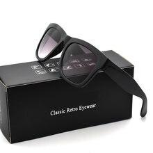 d51e8f5b7 الموضة المتضخم مربع أفضل النظارات الشمسية الرجال إطار بلاستيك الكلاسيكية  تصميم جميع-صالح مرآة نظارات شمسية النساء UV400 قناع Ocu.