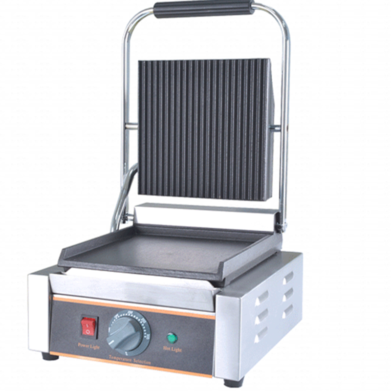 220V Electric Platen Oven Panini Machine Commercial Steak Sandwich Machine Multifunctional Non-stick Steak Machine EU/AU/UK/US220V Electric Platen Oven Panini Machine Commercial Steak Sandwich Machine Multifunctional Non-stick Steak Machine EU/AU/UK/US