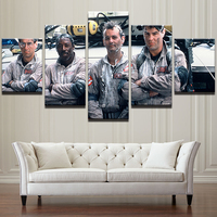 Modular Pictures HD Print Canvas On Oil Paintings 5 Panel Wall Frame Movie Star Characters Poster For Living Room Decor PENGDA