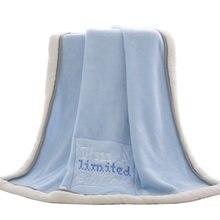Детские одеяла для новорожденных с рисунком из кораллового флиса;
