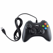USB Wired Cord Game Gaming gamer Controller Pad Joystick Gamepad Joypad Fit PC Computer Laptop Retro Classic Accessories