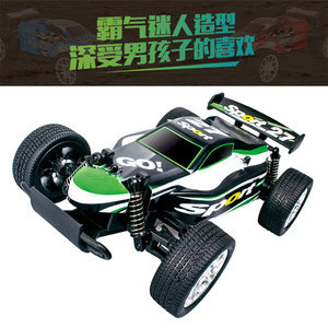 Image 2 - 2.4G RC araba şarj 1:20 dört yönlü uzaktan kumanda yüksek hızlı araç oyuncak modeli elektrikli araç yarış kapalı road araç çocuk oyuncak