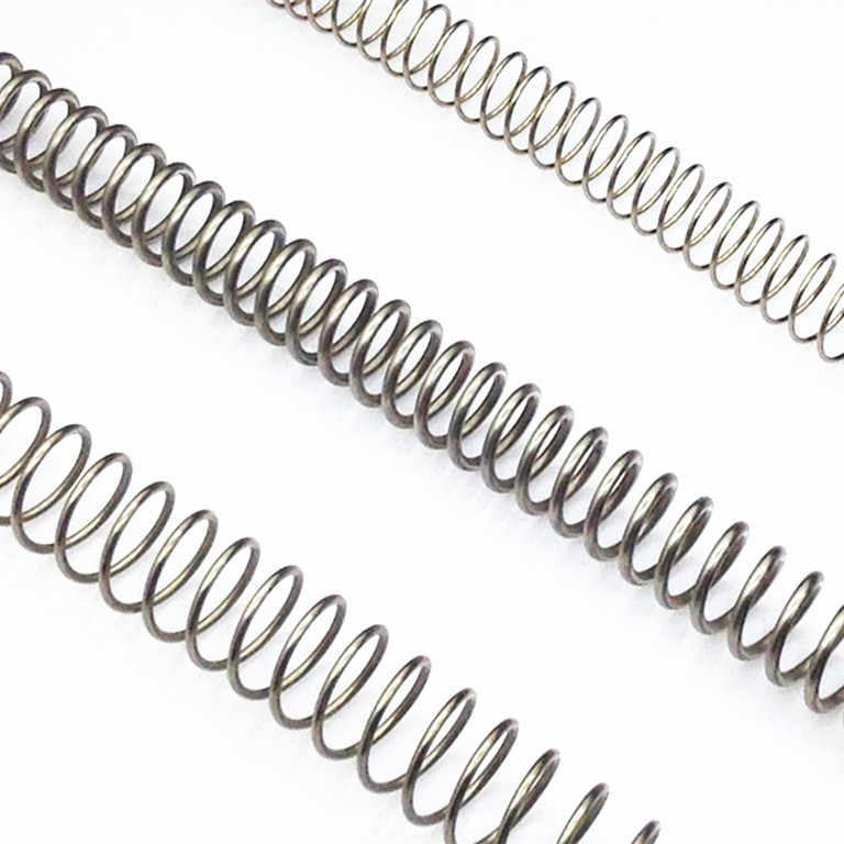 2pcs 0.5/0.6*3 4 5 6 7 8 10 stainless steel compression springs non-corrosive spring Y shape extension springs