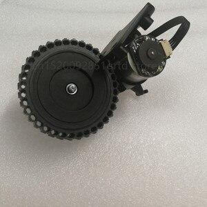 Image 4 - اليسار عجلة المحرك ل جهاز آلي لتنظيف الأتربة أجزاء آي لايف a4s a4 A40 جهاز آلي لتنظيف الأتربة آي لايف a4 بما في ذلك عجلة المحركات