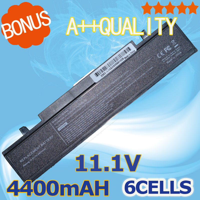 4400mAh RV520 Battery For Samsung R428 R429 R430 R438 R460 R425 RF511 AA-PB9NC5B AA-PB9NC6B NP300E5A NP355V5C NP300E5C RC530 for samsung rc530 rc528 rf511 on a shell casing cover
