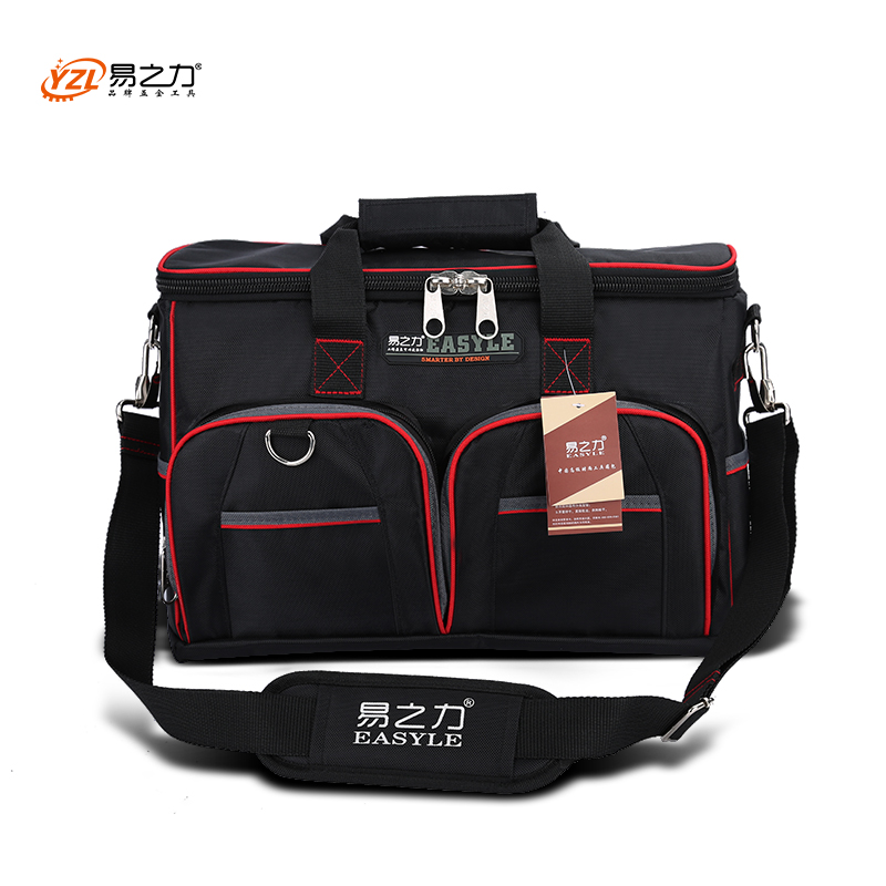 121416 Tool Bags 600D Close Top Wide Mouth Electrician bags Small Bags