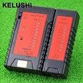 KELUSHI тестер длины кабеля NF-468L многоцелевой цифровой кабельный трекер для проверки длины/поиска английской версии