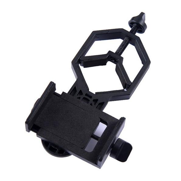 Soporte de fotografía de teléfono, interfaz de telescopio binocular - Instrumentos de medición - foto 1
