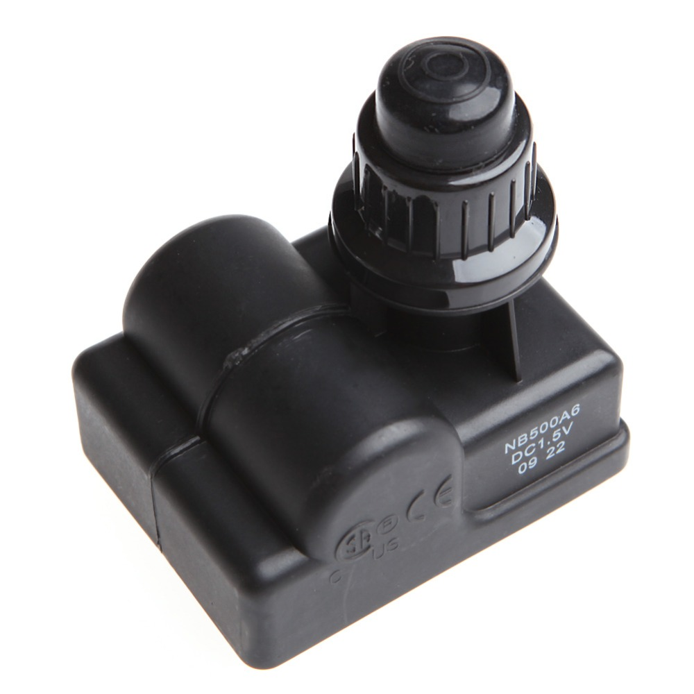BBQ Gas Grill Replacement 6 Outlet AA Battery Push Button Ignitor Igniter NB500A6