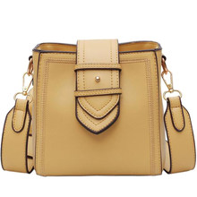 Retro Simple Female Bag Shoulder Bag Korean Version Of The Ancient Wind Trend Hong Kong Style Leisure Messenger Bag(China)