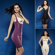 Full Body Waist Cincher Hip Abdomen Tummy Control Corset Shapewear Suit Hot Shapers Y46 P18 Yo