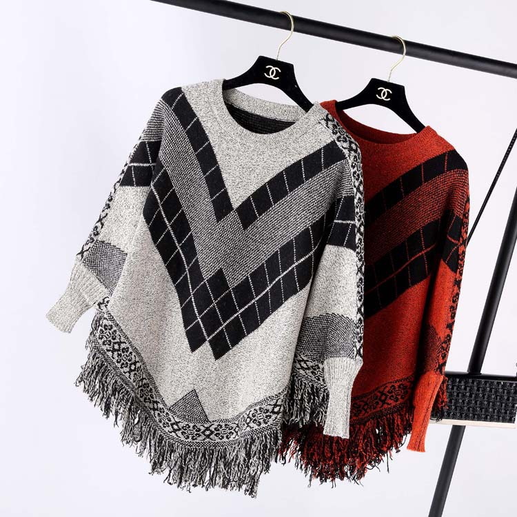 Discount female thick loose knit sweater hedging sweater women christmas sweater women winter jacket Fashion sexy Big promotion
