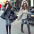 Fashion Slim Jumpers Short Trench Coat Elegant Winter Coat Women Winter Khaki Pocket Coat Irregular Streetwear Casual Clothes